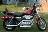 1999 Harley-Davidson XLH Sportster 883 photo