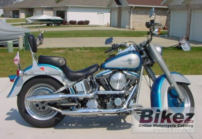 1999 Harley-Davidson FLSTF Fat Boy photo