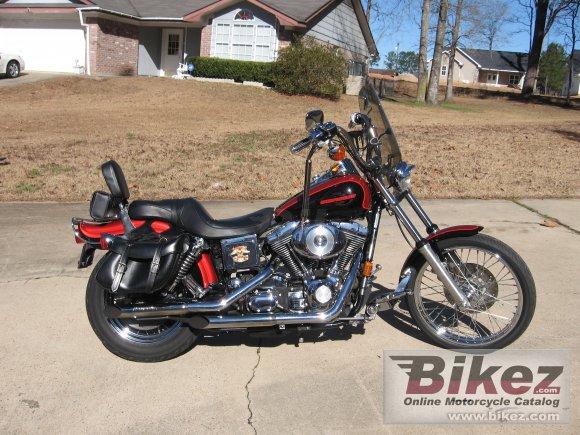1999 Harley-Davidson FXDWG Dyna Wide Glide