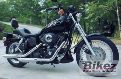 1999 Harley Davidson Dyna Super Glide Sport Specifications Pictures