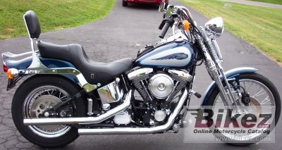 1999 Harley Davidson Springer Softail Specifications Pictures