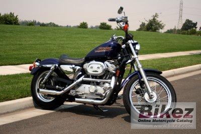 1999 Harley Davidson Xlh Sportster 883 Hugger