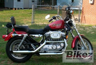 1999 Harley-Davidson XLH Sportster 883 specifications and pictures