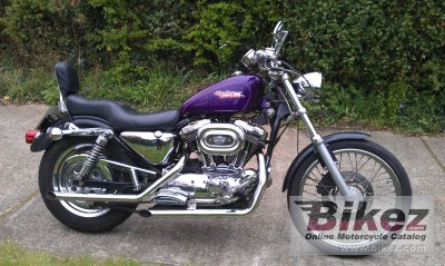 2000 Harley-Davidson XL 1200 C Sportster Custom photo