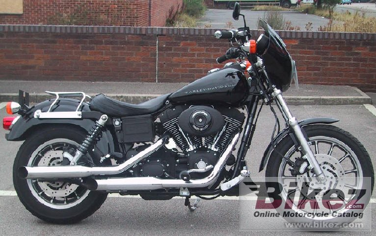 t moore fxd dyna super glide