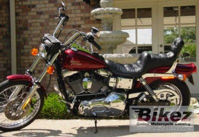 2000 Harley-Davidson FXDWG Dyna Wide Glide photo