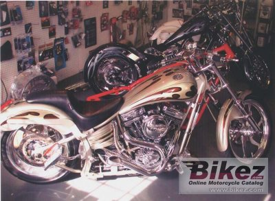2000 Harley-Davidson FXST Softail Standard photo