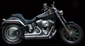 2000 Harley-Davidson FXSTD Softail Deuce photo