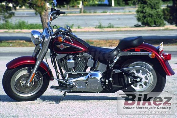 2000 Harley-Davidson FLSTF Fat Boy photo