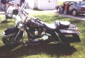 2000 Harley-Davidson FLHR Road King photo