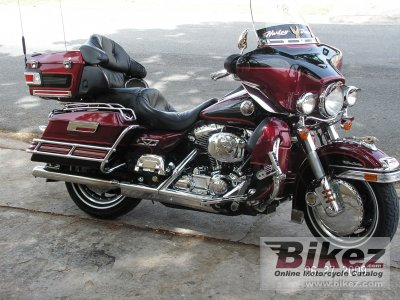 2000 Harley Davidson Flhtcui Ultra Classic Electra Glide Pictures