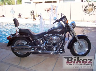 2000 Harley Davidson Flstf Fat Boy Specifications Pictures Fatboy