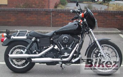 2000 Harley-Davidson FXD Dyna Super Glide specifications and