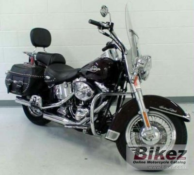 2001 Harley-Davidson Heritage Softail Classic Injection photo
