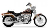 2001 Harley-Davidson Softail Springer photo