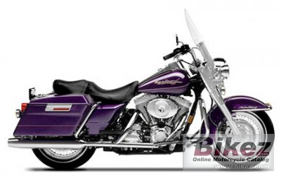2001 Harley-Davidson Road King photo