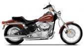 2001 Harley-Davidson Softail Standard photo