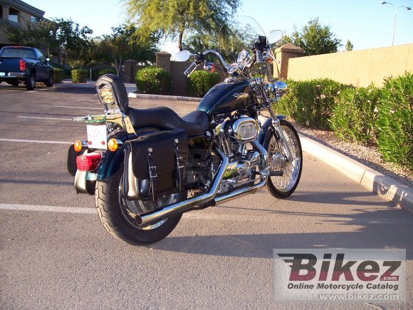 2001 Harley-Davidson Sportster 1200 Custom photo