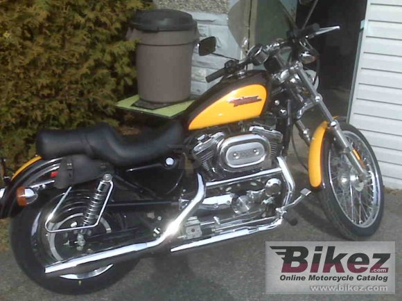 2001 Harley-Davidson Sportster 1200 photo