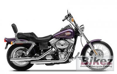 2001 Harley-Davidson Dyna Wide Glide specifications and pictures