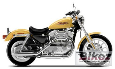 2001 Harley-Davidson Sportster 883 specifications and pictures