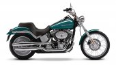 2002 Harley-Davidson FXSTDI Softail Deuce photo
