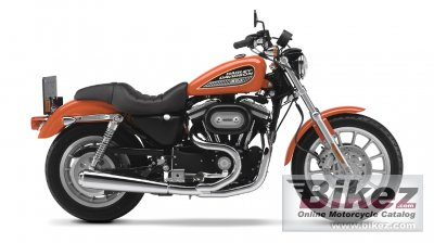 2002 Harley-Davidson XL 883 R Sportster photo