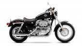 2002 Harley-Davidson XLH Sportster 883 photo