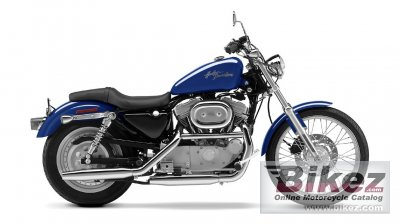 2002 Harley-Davidson XL 53C Sportster Custom 53 photo