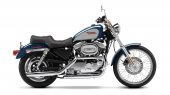 2002 Harley-Davidson XL 1200 C Sportster 1200 Custom photo