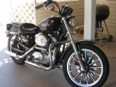 2002 Harley-Davidson XL 1200 S Sportster 1200 Sport photo