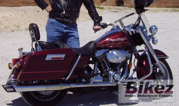 2002 Harley-Davidson FLHR Road King photo