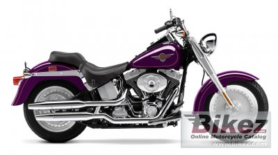2002 harley-davidson flstf fat boy specifications and pictures