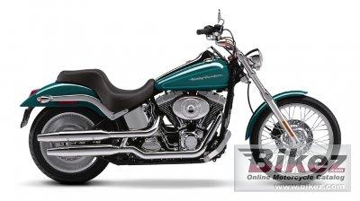 2002 Harley-Davidson FXSTD Softail Deuce