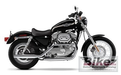 2003 Harley-Davidson XLH Sportster 883 photo