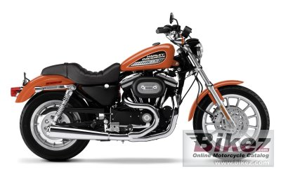 2003 Harley-Davidson XL 883R Sportster photo