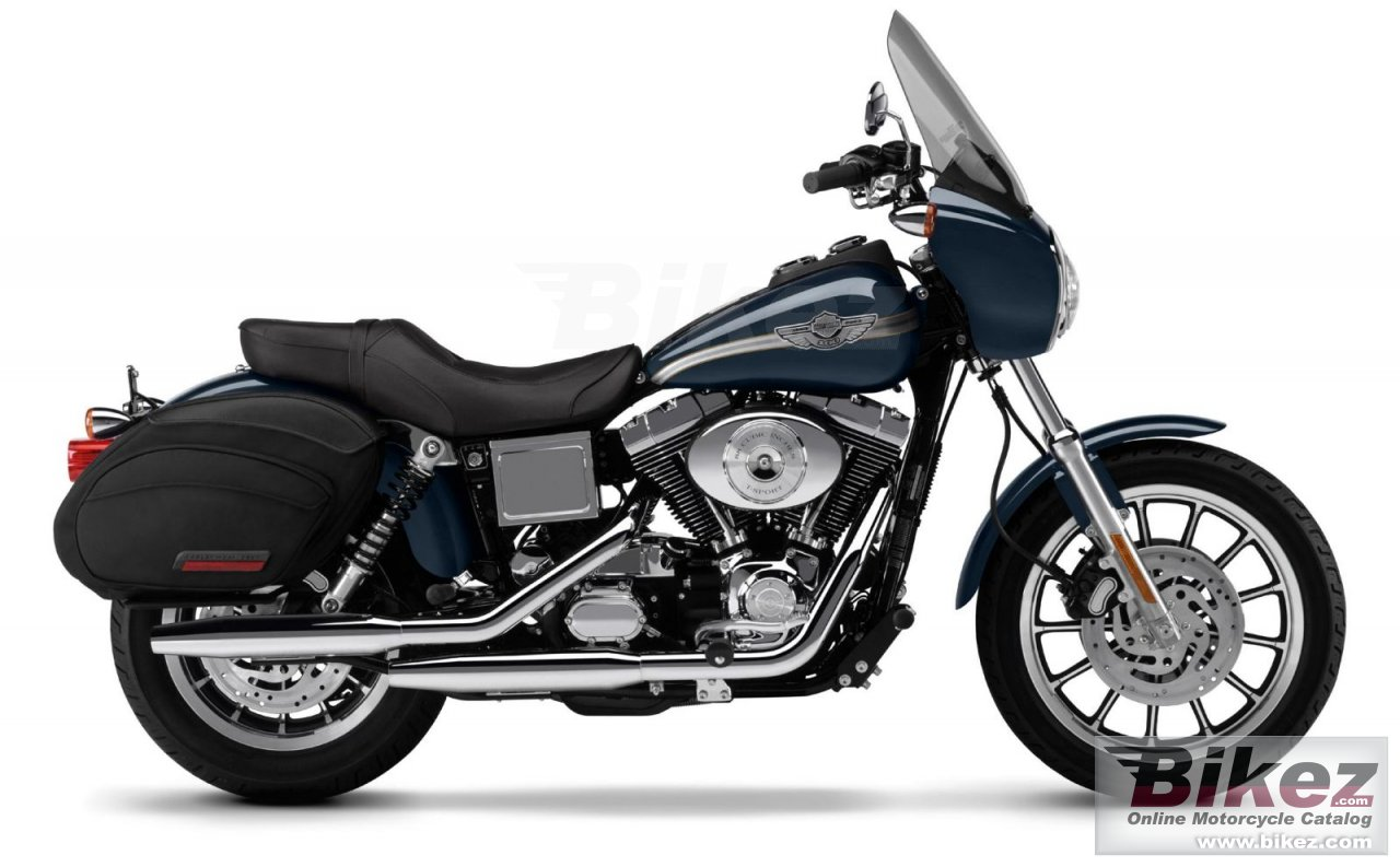 Davidson. Published with permission. fxdxt dyna super glide t-sport