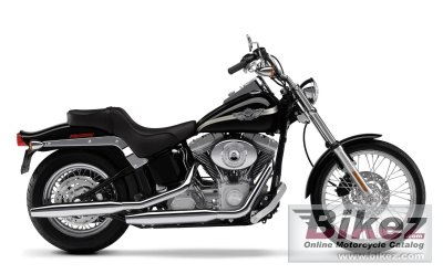 2003 Harley-Davidson FXST Softail Standard photo