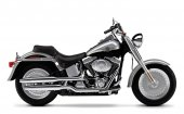 2003 Harley-Davidson FLSTF Fat Boy photo