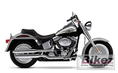 2003 Harley-Davidson FLSTFI Fat Boy photo