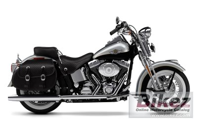 2003 Harley-Davidson FLSTS Heritage Springer photo