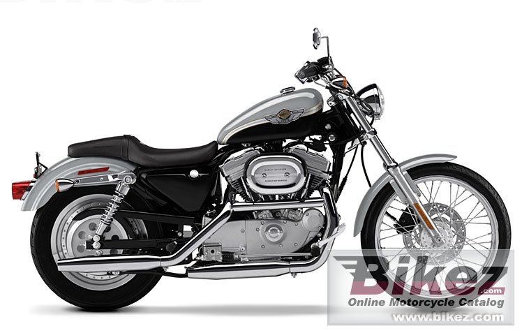 Davidson. Published with permission. xl 883c sportster 883 custom