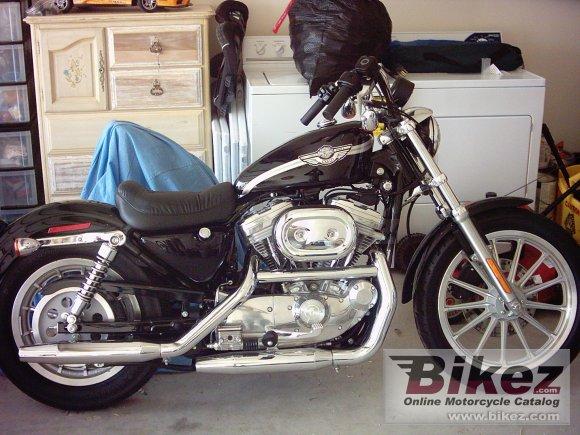 Harley davidson xl 883c sportster 883 custom 2003 harley davidson xl 883c sportster 883 custom sciox Gallery