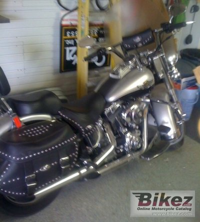 2003 Harley-Davidson FLSTC Heritage Softail Classic