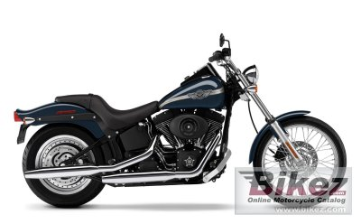 2003 Harley-Davidson FXSTB Night Train specifications and pictures