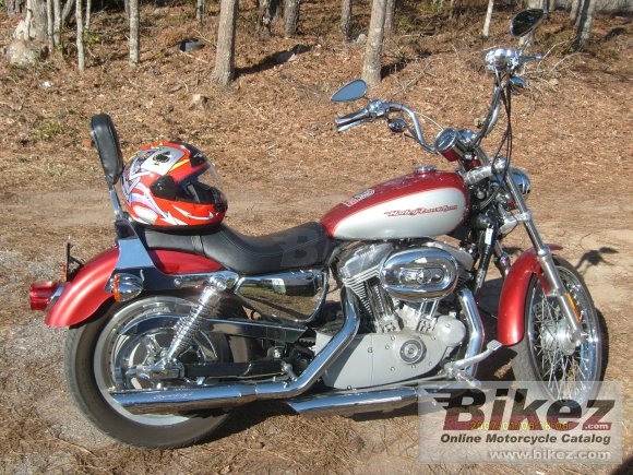 Harley-Davidson XL 883 C Sportster Custom