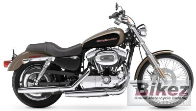 2004 Harley-Davidson XL 1200 C Sportster Custom photo
