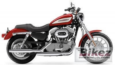 2004 Harley-Davidson XL 1200 R Sportster Roadster photo