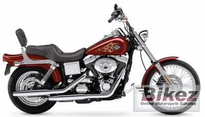 2004 Harley-Davidson FXDWGI Dyna Wide Glide photo