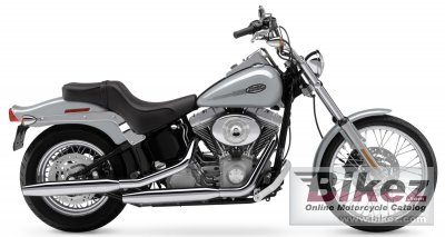 2004 Harley-Davidson FXSTI Softail Standard photo